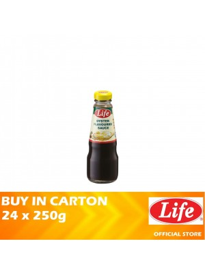 Life Oyster Flavoured Sauce 24 x 250g