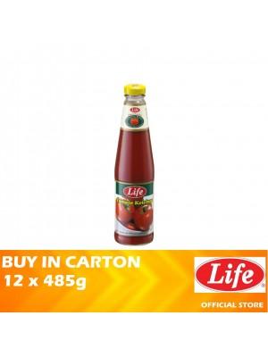 Life Tomato Ketchup 12 x 485g