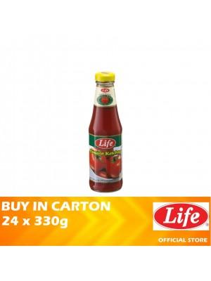Life Tomato Ketchup 24 x 330g