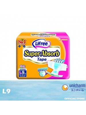 Lifree Super Absorbent Tape L9