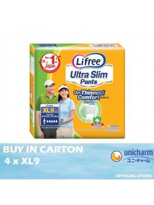 Lifree Ultra Slim Pants 8 x XL9