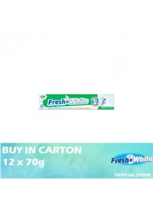 Lion Fresh & White Cool Mint 12 x 70g