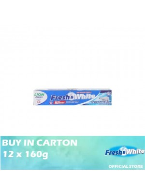 Lion Fresh & White Extra Cool Mint 12 x 160g