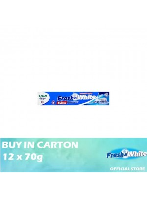 Lion Fresh & White Extra Cool Mint 12 x 70g
