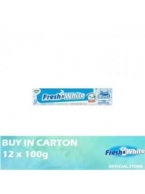Lion Fresh & White Fresh Blast Whitening 12 x 100g