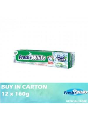 Lion Fresh & White Fresh Blast Whitening 12 x 160g