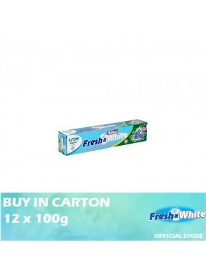 Lion Fresh & White Fresh Blast Xtra Fresh 12 x 100g