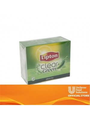 Lipton Clear Green Tea 50x2g