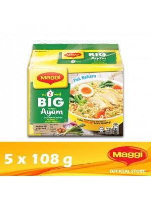 Maggi 2-Minutes Big Chicken 5 x 108g