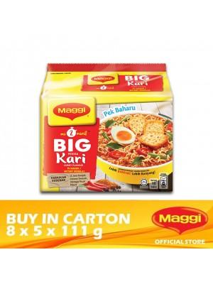Maggi 2-Minutes Big Curry 8 x 5 x 111g