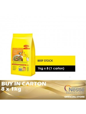 Nestle Professional Maggi Beef Stock 8 x 1kg