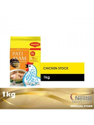 1E. Nestle Professional Maggi Chicken Stock 1kg