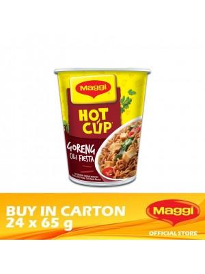 Maggi Hot Cup Goreng Cili Fiesta 24 x 65g