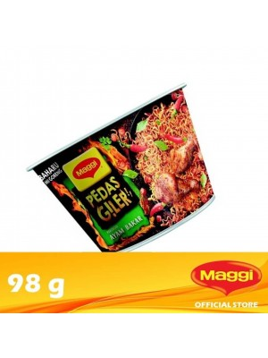 Maggi Pedas Giler Grilled Chicken 98g