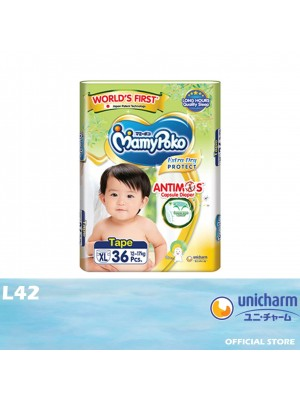 MamyPoko Extra Dry Protect Tape XL36