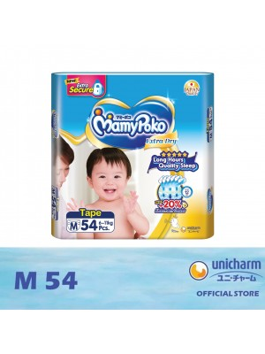 MamyPoko Extra Dry Tape M54