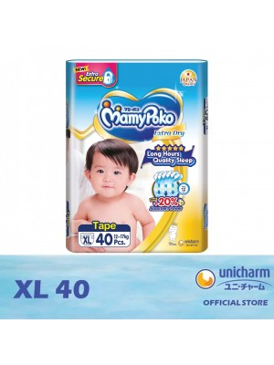 MamyPoko Extra Dry Tape XL40
