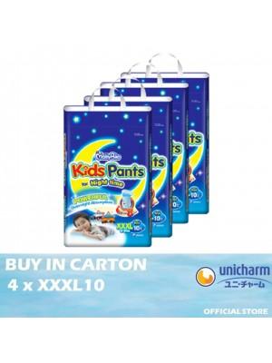 MamyPoko Kids Pants Boy 4 x XXXL10