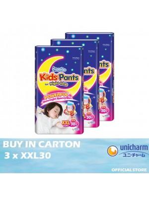 MamyPoko Kids Pants Girl 3 x XXL30