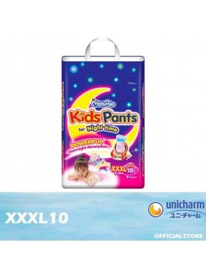 MamyPoko Kids Pants Girl XXXL10