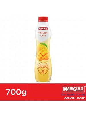 Marigold Fat Free Yogurt Drink Mango Flavour 700g