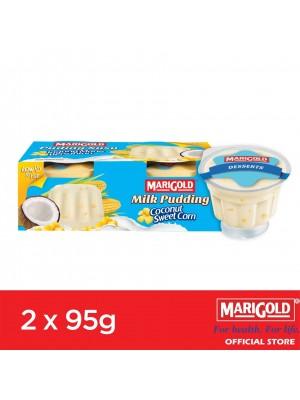 Marigold Milk Pudding Coconut Sweet Corn 2 x 95g
