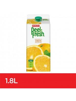 Marigold Peel Fresh Orange Flavour 1.8L