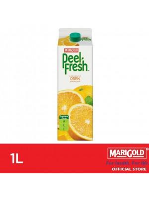 Marigold Peel Fresh Orange Flavour 1L