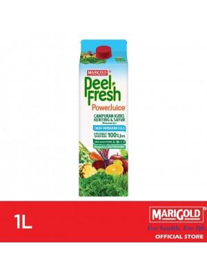 Marigold Peel Fresh PowerJuice Mixed Kale & Veggies 1L
