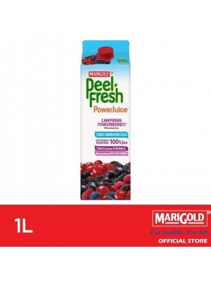 Marigold Peel Fresh PowerJuice Powerberries Flavour 1L