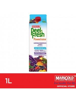 Marigold Peel Fresh PowerJuice Powerveggies & Fruit Flavour 1L