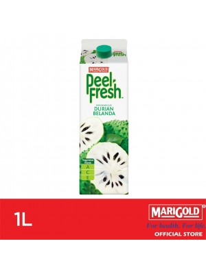 Marigold Peel Fresh Soursop Flavour 1L