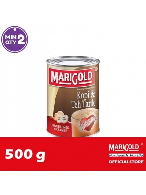 Marigold Sweetened Creamer Kopi & Teh Tarik 500g