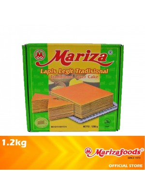 Mariza Layer Cake Square Traditional 1.2 kg