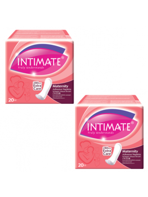 INTIMATE Maternity Pad 2x20 pcs