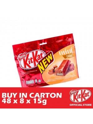Nestle KitKat Mini Caramel 48 x 8 x 15g