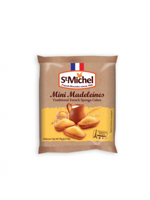 St. Michel Mini Madeleines 175g