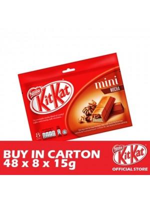 Nestle KitKat Mini Mocha 48 x 8 x 15g