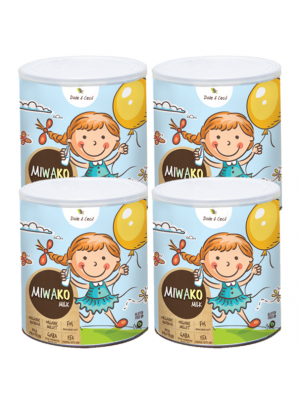 Dale & Cecil-Miwako Milk Powder 4x700g