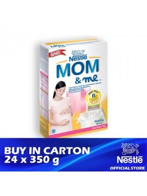 Nestle Mom & Me Vanilla 24 x 350g