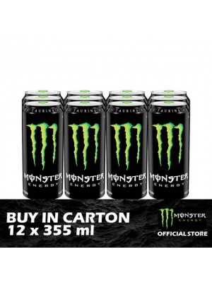 Monster Energy Regular 12 x 355ml