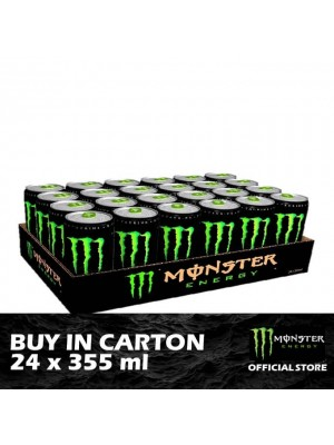 Monster Energy Regular 24 x 355ml