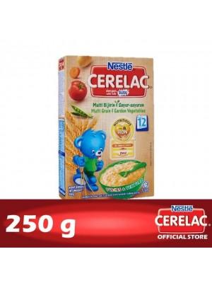 Nestle Cerelac BL FE Multi Grain & Garden Vegetables 250g