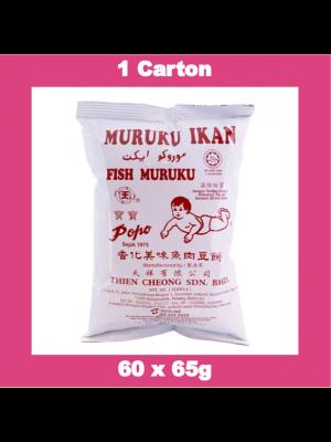 Muruku Ikan   60x65g