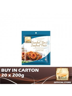 MyKuali Instant Sambal Tumis Seafood Paste 20 x 200g