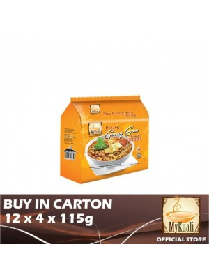 MyKuali Penang Gaeng Som Noodle 12 x 4 x 115g