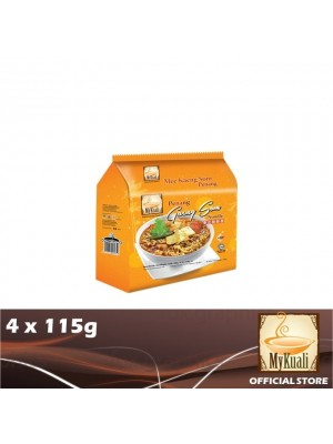 MyKuali Penang Gaeng Som Noodle 4 x 115g (EXP : 02/2021) [MUST BUY]