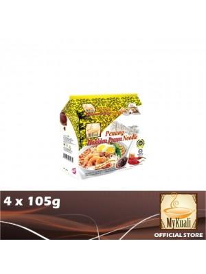 MyKuali Penang Hokkien Prawn Noodle 4 x 105g
