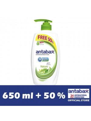 Antabax Anti-Bacterial Shower Gel - Nature (650ml + 50%)