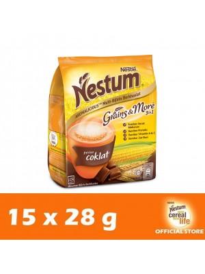 Nestle Nestum 3 in 1 Chocolate 15 x 28g